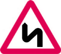 Double Bend Left